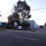 Wetherill Park factory 1995